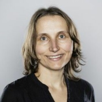 Beata Sirowy er forsker ved NMBU. (Foto: Håkon Sparre / NMBU)