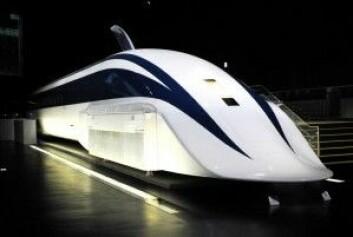 Japans SCMaglev er fortsatt verdens raskeste tog. I en testkjøring fra april 2015 kjørte det i 603 km/t. (Foto: Wikimedia Commons)