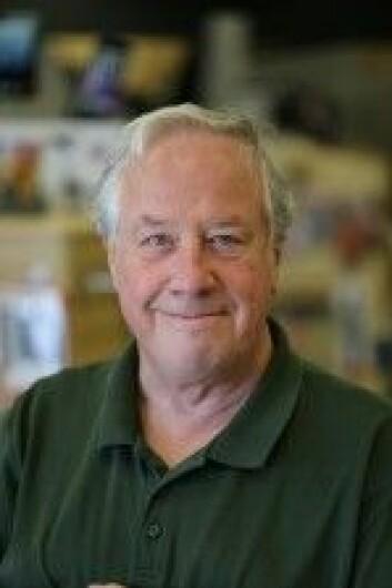 Robert Fettiplace ved University of Wisconsin får Kavli-prisen for å ha avdekket at hver hårcelle i det indre øre bare sanser visse lydfrekvenser.<br>(Foto: University of Wisconsin- Madison)