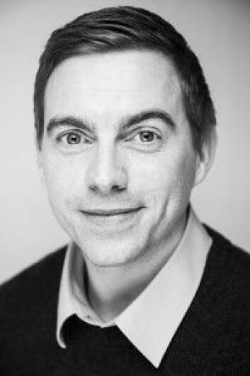 Hans Christoffer Aargaard Terjesen er sosiolog og forsker ved AFI. Selv har han tidligere jobbet som leder i det private helsevesenet. (Foto: Benjamin A. Ward)