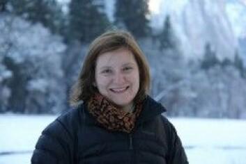 Claire Alice Runge er forsker ved UiT. (Foto: privat)