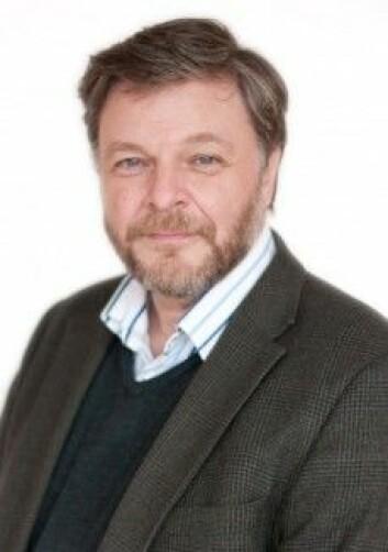 Steinar Madsen i Statens legemiddelverk mener studien har svakheter. (Foto: Statens legemiddelverk)