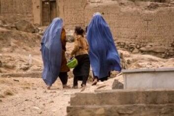 Under Taliban ble kjønnene holdt atskilt. Kvinner ble straffet hardt hvis de viste seg offentlig uten å være tildekket. (Foto: timsimages / Shutterstock / NTB scanpix)