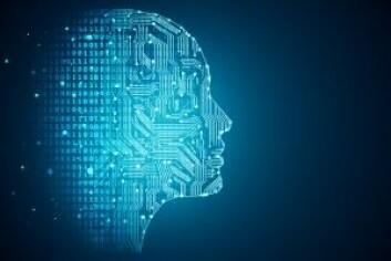Ifølge zombieargumentet er det mulig å forestille seg en robot som oppfører seg helt som oss, men helt uten bevissthet. (Illustrasjon: Peshkova / Shutterstock / NTB scanpix)