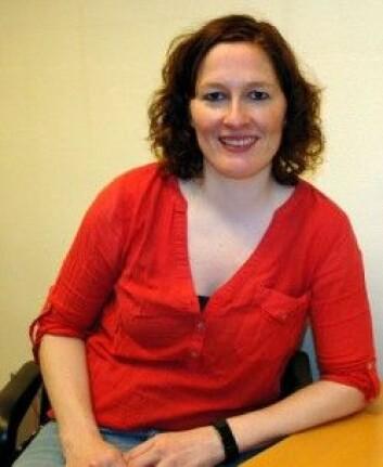 Kirsti Marie Jegstad disputerte nylig ved NMBU. (Foto: OsloMet)