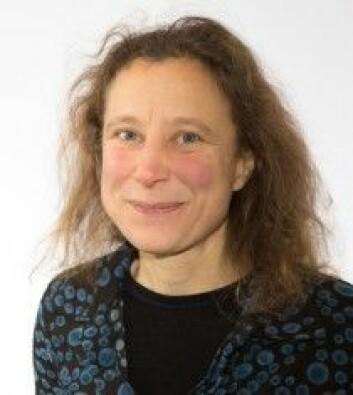 Barbara Zimmermann er førsteamanuensis og rovdyrforsker ved Høgskolen i Innlandet. (Foto: Høgskolen)