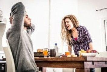 Hvis man vil vinne over kjæresten i en krangel, er det en fordel å leve seg inn i hva han eller hun føler. (Foto: oneinchpunch / Shutterstock / NTB scanpix)