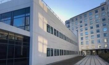 Dansk Hovedpinecenter har fått en helt ny bygning under Rigshospitalet i Glostrup. Her driver danske forskere hodepineforskning i verdensklasse. (Foto: Bo Karl Christensen)