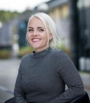 Elisabeth Brekke Stangeland har nettopp tatt doktorgrad om sammenhengen mellom språk og sosialt samspill blant små barn. (Foto: Elisabeth Tønnessen)