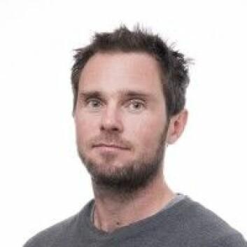 Thomas Losnegard er førsteamanuensis ved Norges idrettshøgskole. (Foto: NIH)