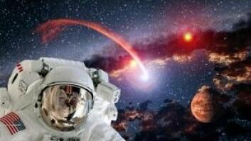 Før vi kan leve i rommet, er det flere ting som skal klaffe: Tyngdekraft, stråling, et ernæringsgrunnlag og avstanden fra solen er bare noen av dem. (Foto: NASA/Shutterstock)