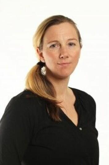 – Det er viktig å understreke at kvinner har like gode utsikter som menn to år etter diagnosen, sier Bettina Kulle Andreassen ved Kreftregisteret.<br>(Foto: Kreftregisteret)
