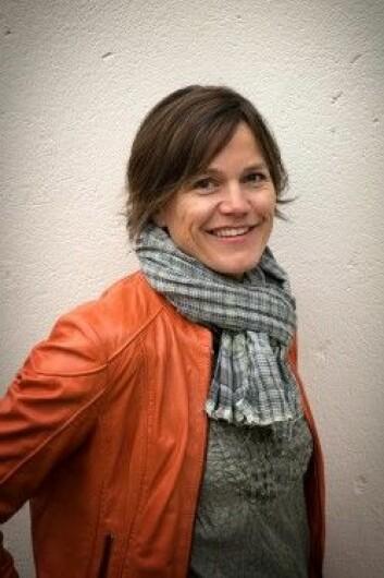 Forsker Trude Hella Eide fra Østlandsforskning. (Foto: Fotograf Katrine)
