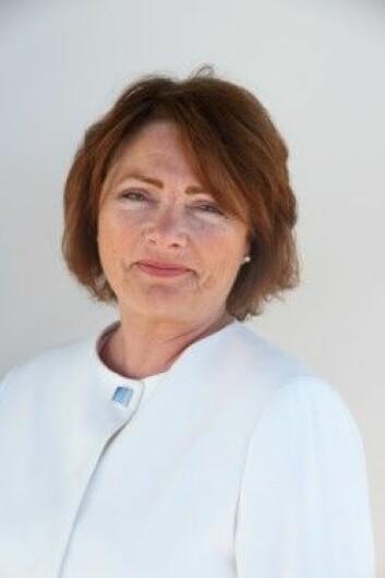 Elin Stoermann-Næss sier at Kreftforeningen går inn for en mer fleksibel sykepengeordning, slik at flere kan jobbe gradert tidligere i sykdoms- og behandlingsforløpet. (Foto: Ingvild Vaale Arnesen)