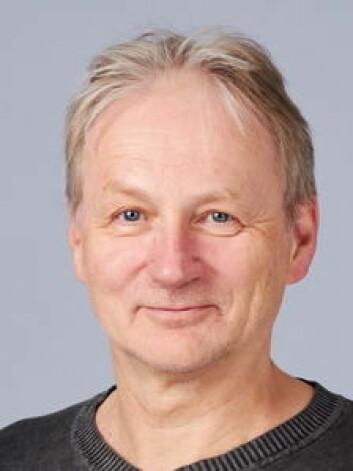 Gjeldsforsker Christian Poppe ser ingen tegn til økte betalingsproblemer. Han jobber ved forbruksforskningsinstituttet SIFO ved OsloMet. (Foto: SIFO/OsloMet)