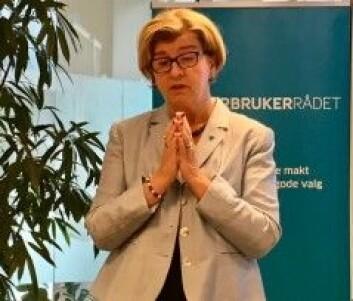 –Vi opplever at noen selskaper som Norwegian, ikke tar kundeservice tilstrekkelig på alvor, sier Forbrukerrådets direktør Randi Flesland.<br>(Foto: Anne Lise Stranden/forskning.no)