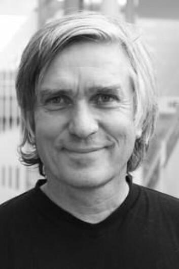 Hans Jørgen Wallin Weihe minner om at pengespill kan føre til havarert økonomi og ødelagt relasjoner. (Foto: Høgskolen Innlandet)