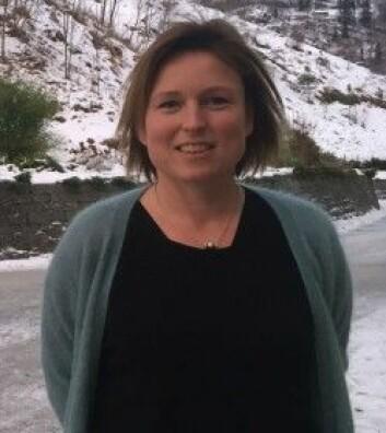Lillian Bruland Selseng disputerte nyleg for doktoravhandlinga si. (Foto: HVL)