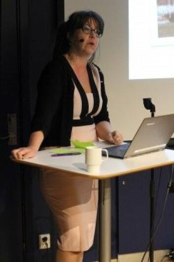 Elisabeth Staksrud er førsteamanuensis ved Institutt for medier og kommunikasjon ved Universitetet i Oslo. (Foto: Ida Irene Bergstrøm)
