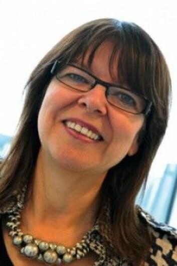 Førsteamanuensis Ingela Lundin Kvalem forsker på langtidseffekt av fedmebehandling, deriblant operasjon. (Foto: Universitetet i Oslo)