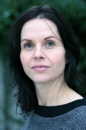 Kristin Kausland er stipendiat ved Universitetet i Oslo. (Foto: Ola Sæther)
