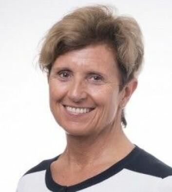 Grethe Myklebust. (Foto: Norges idrettshøgskole)