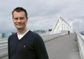 Jacob Hølen. (Foto: Elin Fugelsnes)