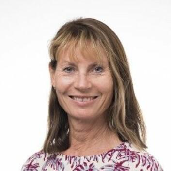 Kari Bø er professor ved Norges Idrettshistorie. Fra høsten av skal blant andre hun og Sandra Lødeng Gluppe studere flere sider ved skilte magemuskler. Hvordan oppleves det å ha det? Og er det egentlig skadelig? (Foto: Norges idrettshøgskole)