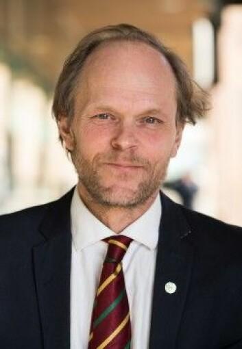 Jörgen Svidén. (Foto: Ulf Sirborn)