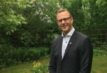 Karl Henrik Grinnemo. (Foto: Privat)