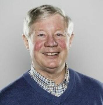Jon Swenson er professor ved NMBU. (Foto: NMBU)