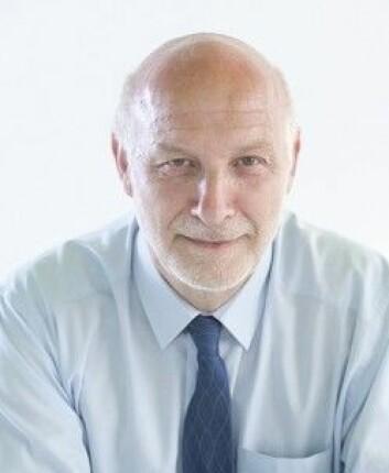 – Psykoterapiens historie ligner historien til vaskemidler, sierpsykologiprofessor Peter Fonagy i England. Alle nye behandlinger hevder at de er litt annerledes. (Foto: UCL)