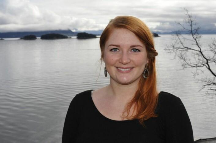 Eilin Holtan Torgersen, sosialantropolog og forskar ved Institutt for sosialantropologi, UiB. (Foto: Privat)