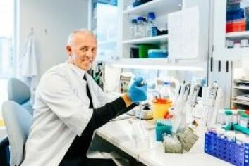 Magnar Bjørås er professor i medisin ved NTNU. (Foto: Julie Gloppe Solem, NTNU)