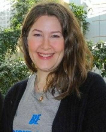 Maria Bakland er stipendiat ved UiT. (Foto: Elisabeth Øvreberg)