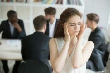 B-vitamin kan kanskje hjelpe mot migrene. En studie fra 2016 har vist at unge migrenerammet ofte lider av B2-vitaminmangel. (Foto: fizkes / Shutterstock / NTB scanpix)