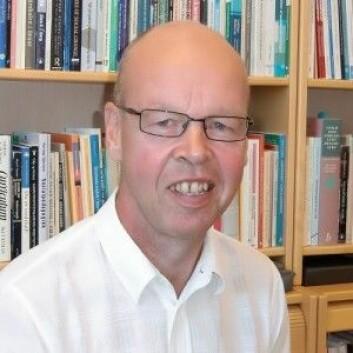 Thomas Nordahl mener den svenske forskeren er inne på et viktig tema for gutter i skolen. (Foto: Høgskolen Innlandet)
