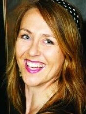 Mariann Youmans har gitt ut flere bøker og er også manusforfatter.<br>(Foto: Grete Bro Thuestad)