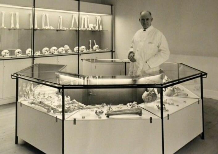 I 1964 grunnla Vilhelm Møller-Christensen et museum for spedalskhet, Lepramuseet, i København. Museet ble nedlagt i 2003. (Foto lånt ut av Jesper From)