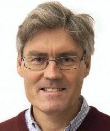 Asle Sudbø (Foto: NTNU)