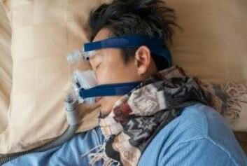 Personer med søvnapné får ofte en CPAP-maskin til bruk om natten. (Foto: sbw18 / Shutterstock / NTB scanpix)