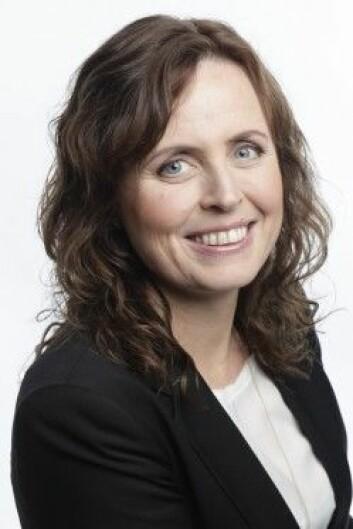 Kari-Anne Bottegaard Næss er professor i logopedi ved Institutt for spesialpedagogikk (Foto: UiO)