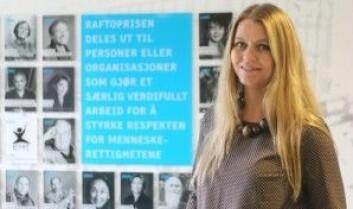 – Lærere må tørre å la uenigheten blomstre i klasserommet, sierSolveig Moldrheim. (Foto: Runo Isaksen, SIU)