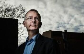 Anders Bakken er forsker ved NOVA, OsloMet. (Foto: Benjamin A. Ward)