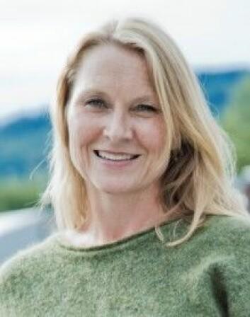 Kari Løvendahl Mogstad, forfatter, fastlege, universitetslektor ved NTNU. (Foto: Cathrine Dillner Hagen)