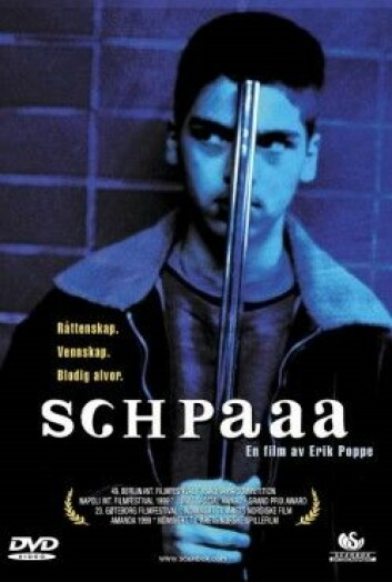 Filmen <em>Schpaaa</em>handler om en småkriminell ungdomsgjeng i Oslo på 1990-tallet. (Foto: BulBul Film AS/Europafilm)