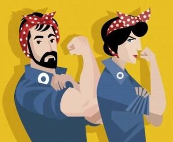 Essensen av å være feminist handler ifølge forskerne om å se de to kjønnene som likeverdige i alle henseender. (Foto: MatiasDelCarmine / Shutterstock / NTB scanpix)