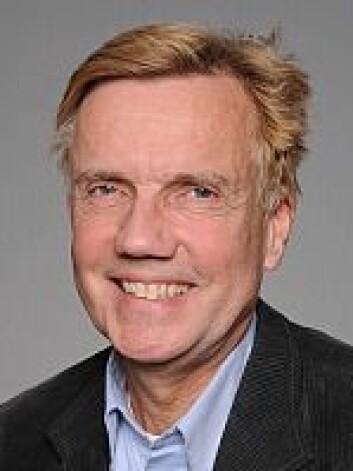 Morten Rykke er professor ved Institutt for klinisk odontologi ved Universitetet i Oslo. (Foto: UiO)