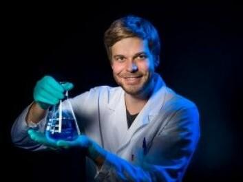 David Wiedmer er stipendiat ved UiO. (Foto: ©OD,UiO/Margit Selsjord)