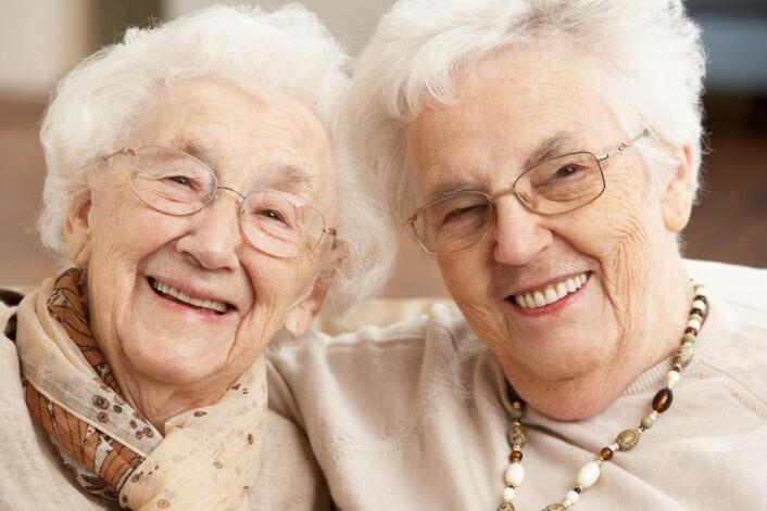 For hvert kalenderår som går, lever eldre i Norge nå i gjennomsnitt en til to måneder lenger. Vi får stadig flere 90-åringer og 100-åringer. (Illustrasjonsfoto: Monkey Business Images / Shutterstock / NTB scanpix)